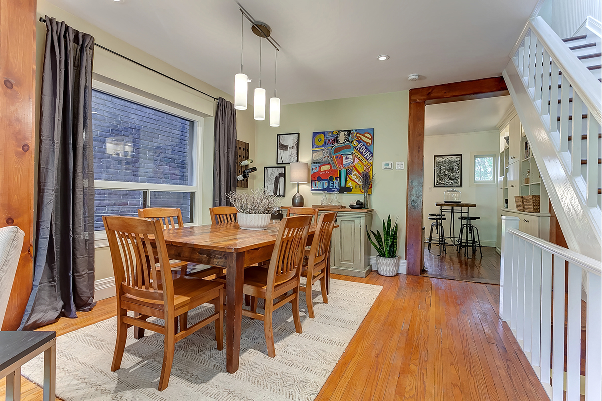 10 Keystone Ave Dining room