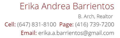 Erika Barrientos Real Estate